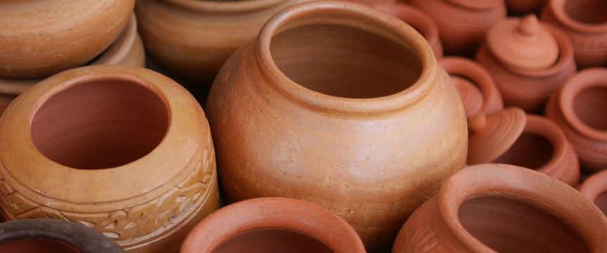Ten Terracotta Tricks