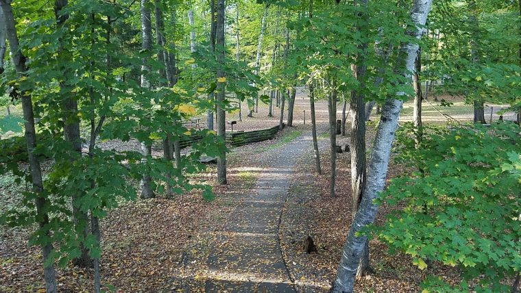 state park – RV\'ing with Herb & Kathy