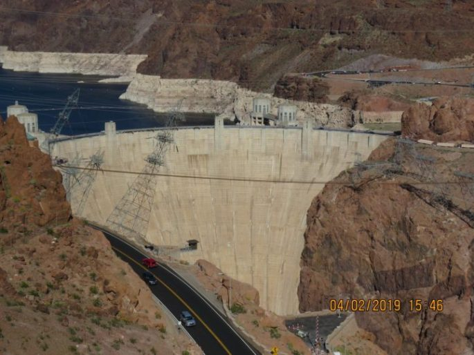 hoover dam – RV'ing with Herb & Kathy