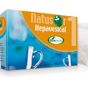 Natusor 01 Hepavesical infusión – Soria Natural – 20 filtros