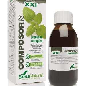 Composor 22 – Jaquesan Complex XXI – Soria Natural – 100 ml