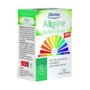 Alkaline Equilibrio Del Ph – Dietisa – 90 cápsulas