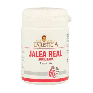 Jalea Real Liofilizada – Ana Maria Lajusticia – 60 cápsulas