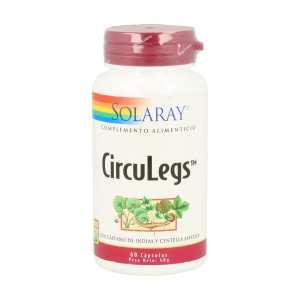 CircuLegs – Solaray – 60 capsulas