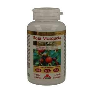 Aceite Vegetal de Rosa Mosqueta – Dietéticos Intersa – 100 perlas