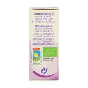 Aceite Esencial de Tomillo Bio – El Granero Integral – 12 ml