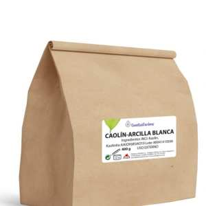 Caolin – Arcilla blanca – Esential Aroms – 400 gr