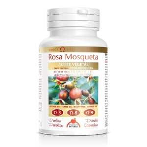 Aceite Vegetal de Rosa Mosqueta – Esential Aroms – 100 perlas