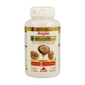 Aceite Vegetal de Argán – Dietéticos Intersa – 80 perlas