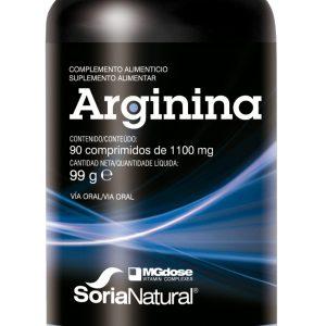 Arginina – MGDose – 90 comprimidos
