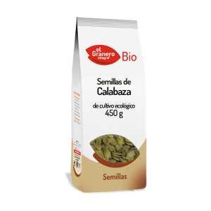 Semillas de Calabaza Bio – El Granero Integral – 450 gr