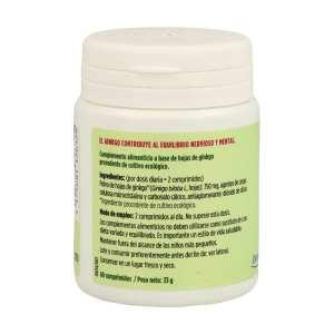 Edensan Ginkgo Bio – Dietisa – 60 comprimidos