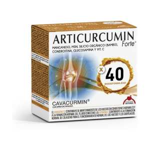 Articurcumin Forte – Dieteticos Intersa – 30 sobres
