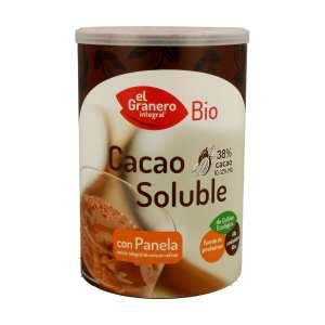 Cacao Soluble con Panela Bio – El Granero Integral – 400 gr