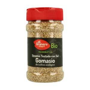 Gomasio de Sésamo Tostado con Sal – El Granero Integral – 150 gr