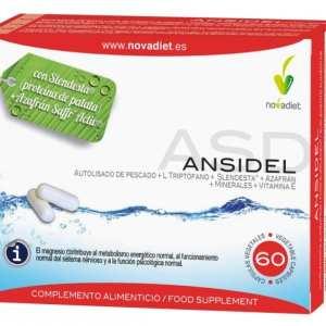 Ansidel – Nova Diet – 60 capsulas