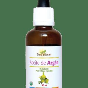 Aceite de Argán – Sura Vitasan – 50 ml