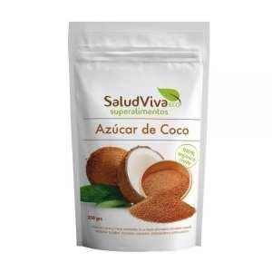 Azucar de Coco ECO – Salud Viva – 250 gr
