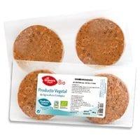 Hamburguesa de Seitán con Setas y Chía Bio – El Granero Integral – 160 gr
