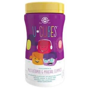 U-Cubes – Solgar – 60 gominolas