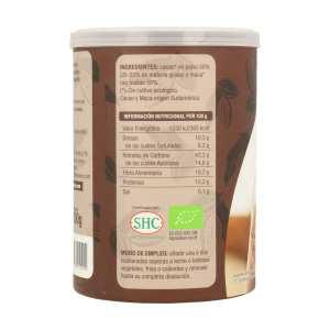 Cacao con Maca Bio – El Granero Integral – 200 gr