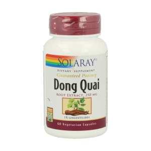 Dong Quai – Solaray – 60 cápsulas