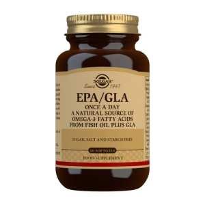 EPA / GLA – Solgar – 60 Cápsulas