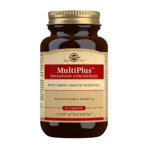 Multiplus Cardio – Solgar – 90 Comprimidos