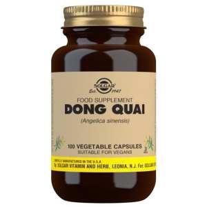 Dong Quai – Solgar – 100 cápsulas