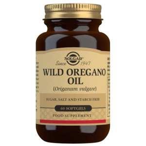 Aceite de Orégano Silvestre – Solgar – 60 perlas