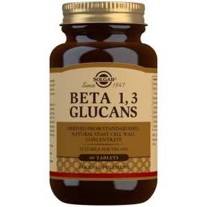 Beta 1,3 Glucanos – Solgar – 60 Comprimidos