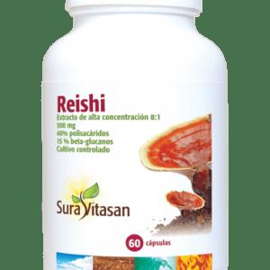 Reishi – Sura Vitasan – 60 capsulas