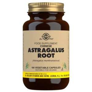 Astrágalus Chino Raíz – Solgar – 100 Cápsulas