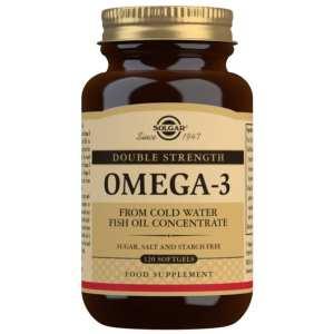 Omega 3 Alta Concentracion – Solgar – 120 perlas