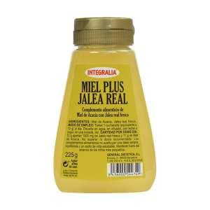 Miel Plus Con Jalea Real – Integralia – 225 gr