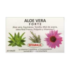 Aloe Vera Forte – Integralia – 20 viales