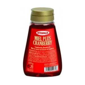 Miel Plus Con Cranberry – Integralia – 225 gr