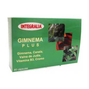 Gimnema Plus – Integralia – 60 cápsulas