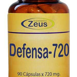 Defensa-720 – Zeus – 90 capsulas