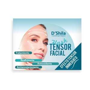 Flash Tensor Facial – D´Shila – 12 ml x 20 unidades