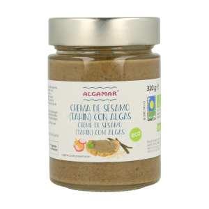 Crema Sésamo Con Algas Bio – Algamar – 320 gr