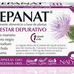 Hepanat – Natysal – 30 cápsulas
