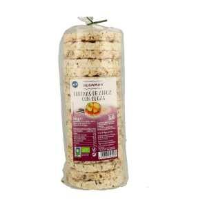 Tortitas de arroz con algas Bio – Algamar – 140 gr
