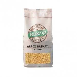 Arroz Basmati Integral – Biocop – 500 gr