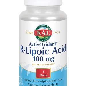 Acido R-Lipoico 100 mg – KAL – 60 cápsulas