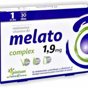 Melato Complex – Pinisan – 30 cápsulas