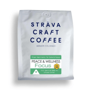 strava cbd infused coffee
