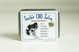 suzies cbd pet salve