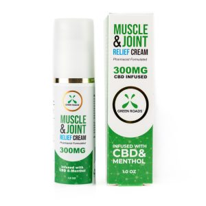 Green roads cbd pain cream