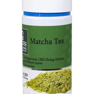 Matcha CBD Tea